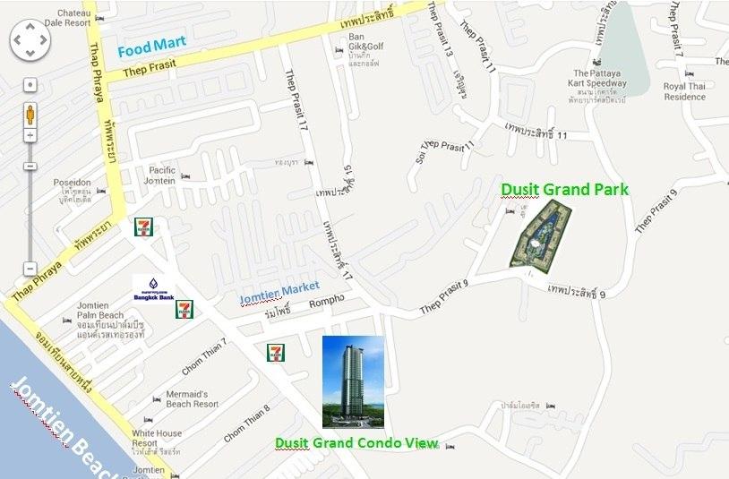 Новости строительства: Dusit Grand Condo View