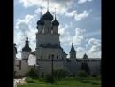 Колокольный звон в Кремле Ездили в город Ростов Великий Ярославской области Очень понравился В нем есть и величие и скромност