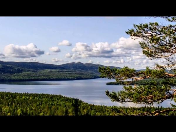 Север Карелии Кумское водохранилище