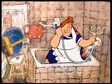 Фрагмент из мультфильма Малыш и Карлсон