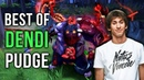 BEST OF DENDI PUDGE !! 7.19 Dota 2 Patch