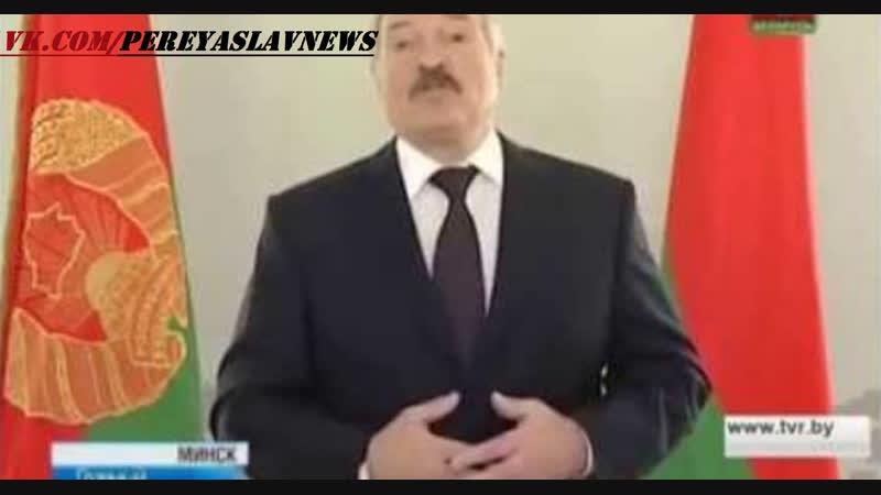 Белорусский диктатор Лукашенко заявил, что УПА это каратели, которые убили много белорусов.