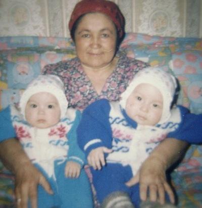 Ляля Хубитдинова, 3 июня , Хабаровск, id136068266