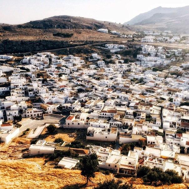 Самара: ПРЯМЫЕ чартерные рейсы в Грецию (Родос) всего за 12000 рублей туда-обратно