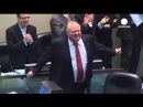 Dancing Mayor: Toronto's Rob Ford shows off reggae moves on City Hall floor