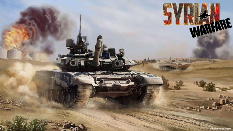 Syria: Russian storm - Русский цикл 4 серия.
