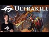 2ez4rtz Ultrakill by Arteezy  Team Wipe Team Secret vs Virtus Pro Epicentr