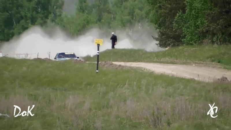 3й этап RSC по ралли-спринту Корнильцев Н. Лузин.А Тюнинг.
