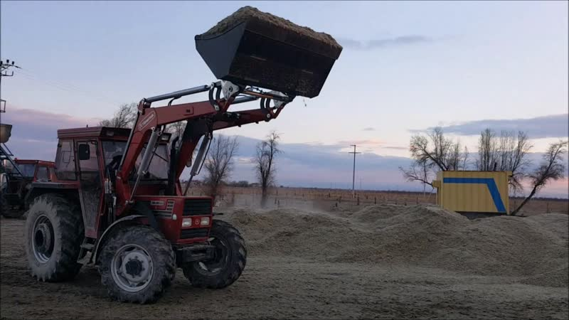 Tractor front loaders and attachments