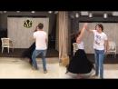Постановка свадебного танца в Nord Castle