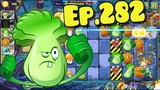 Plants vs. Zombies 2 Survive and protect plants - Dark Ages Night 19 (Ep.282)