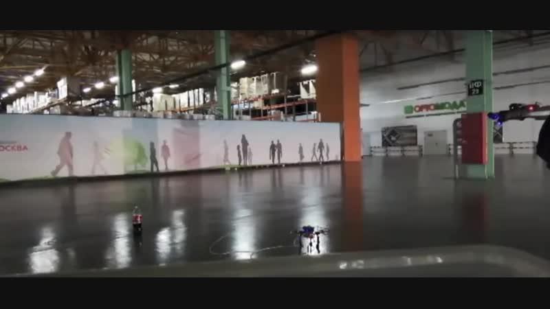 Drone imu control test 1