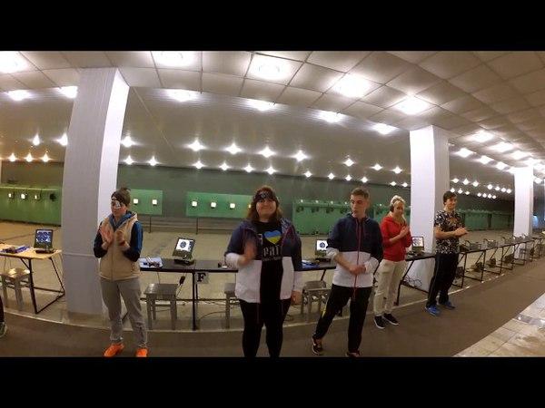 Чемпіонат України - 2018 з кульової стрільби, серед ДЮСШ, ПП-MIX.