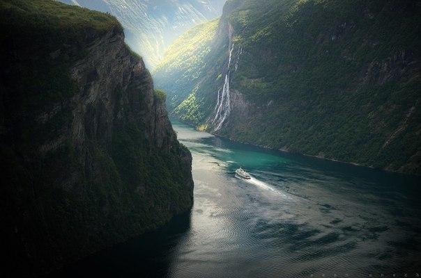 Гейрангерфьорд, Норвегия