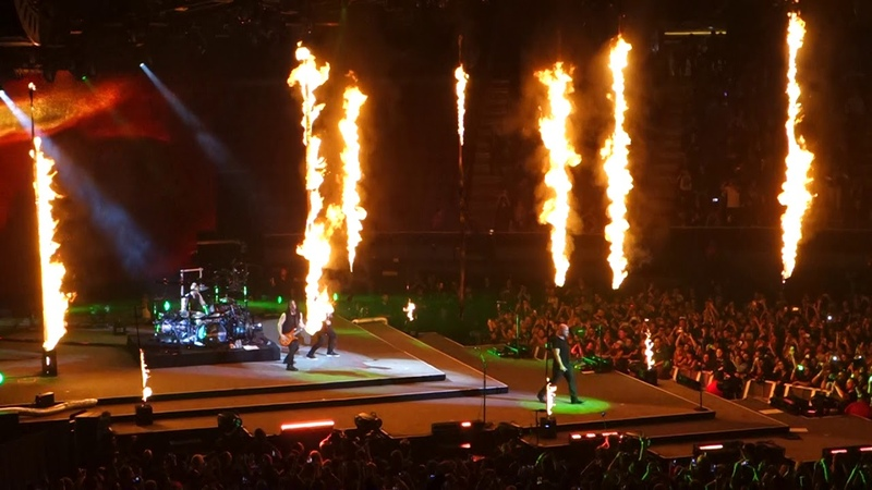 Disturbed - Inside The Fire The Forum, Los Angeles, 1/11/19