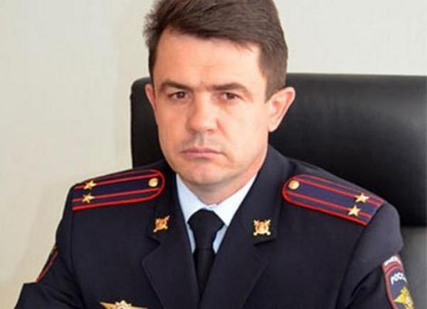 начальник ГИБДД Дона Сергей Моргачев