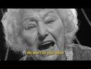 96yo Metal Grandma Holocaust Survivor The Universe Echoes Back Inge Ginsberg the TritoneKings