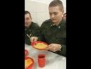 только в армии и школьной столовой