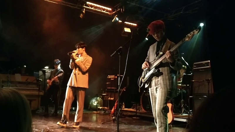 [사우스클럽]South Club - Raindrop @Gloria, Helsinki (FINLAND) 팬캠