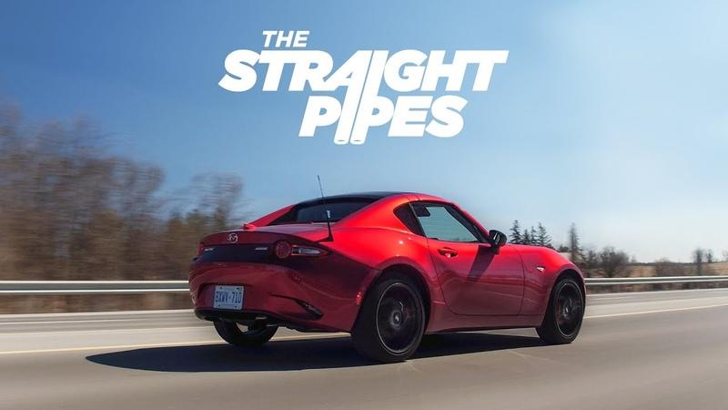 2018 Mazda MX-5 Miata RF Review - The Best Looking Miata