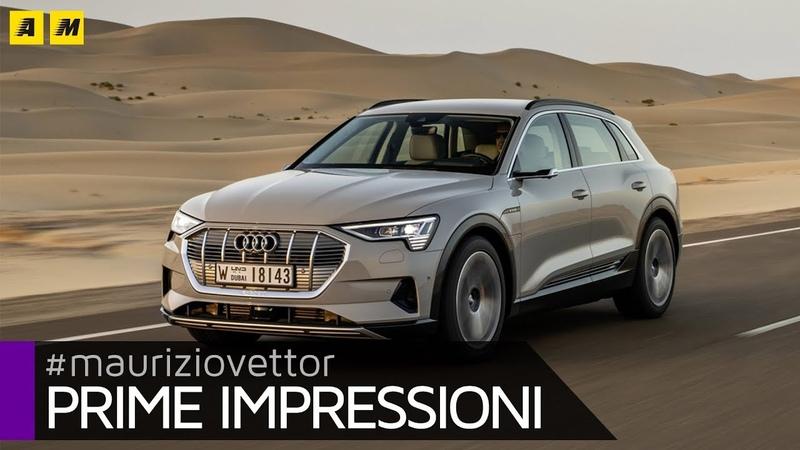 Audi e-tron | Il SUV elettrico di Ingolstadt