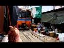 Самый опасный рынок в мире 720 В 59 километрах от столицы Таиланда Бангкока находится рынок Maeklong