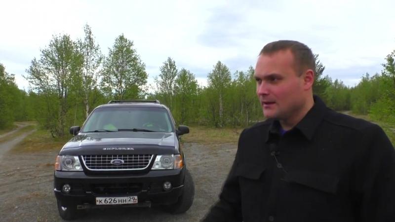 Американский воронок. Ford Explorer V8 за 650.000 колов