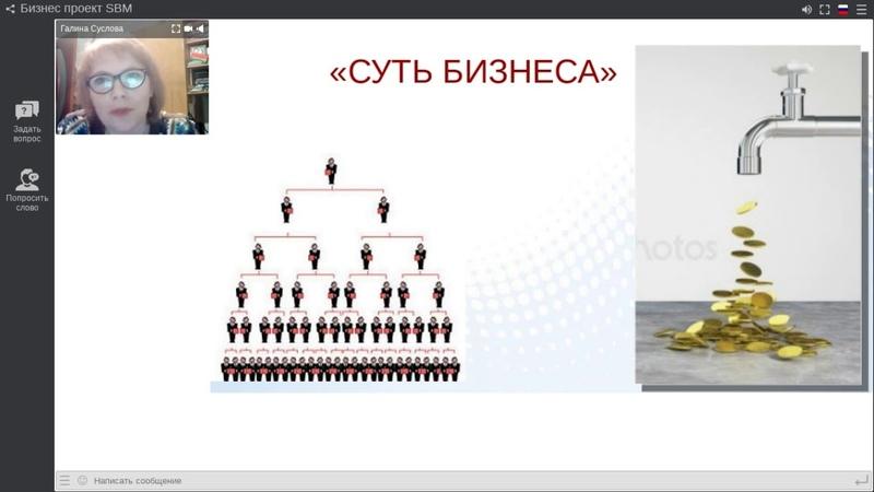 Суть бизнеса с Людмилой Дегтяревой