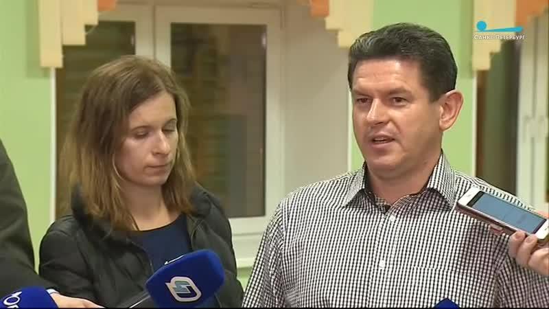 Главврач Гатчинской больницы рассказал о состоянии пострадавших при взрыве на заводе «Авангард»