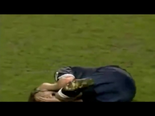 Watch The Most Brutal Soccer/Football Foul You'll Ever See Video