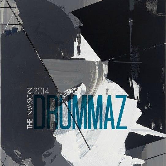 Drummaz - The Invasion (2014)(Хорошие рэп минуса)