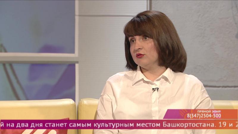 гость в студии - Нина Никандрова, пресс-секретарь Министерства экологии РБ