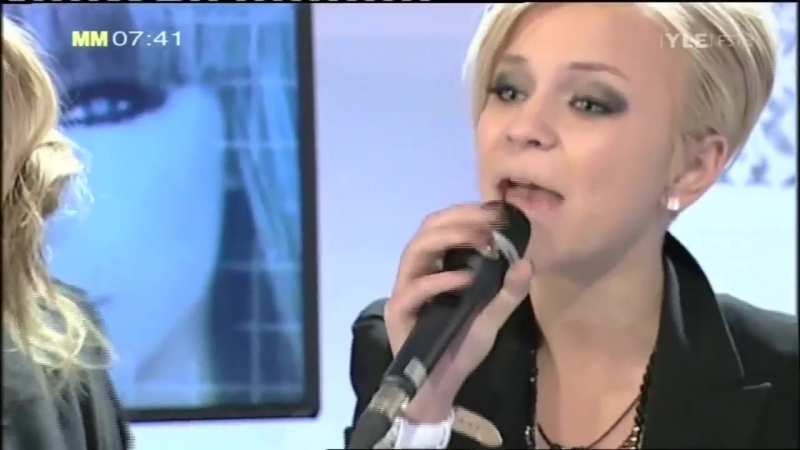 Pandora feat Stacy Why Magistral FST5 TV Finland