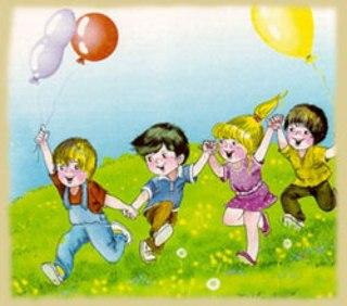 Родители и дети в детском саду