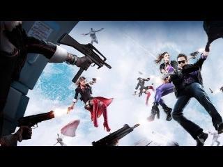 Он стреляет голыми !!! - Saints Row:the third и новости про Украину