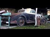 Во французской деревне обнаружили коллекцию машин на десятки миллионов