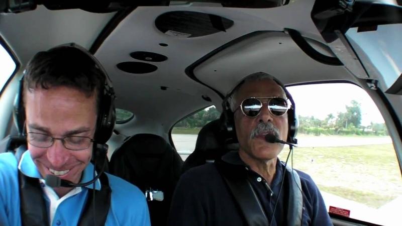 Cirrus SR22T Flight Demo