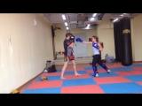 Тайский бокс Курск для девушек