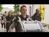 Участие Шоу барабанщиков - Васильев Грув в Благотворительном фестивале Настроение лето