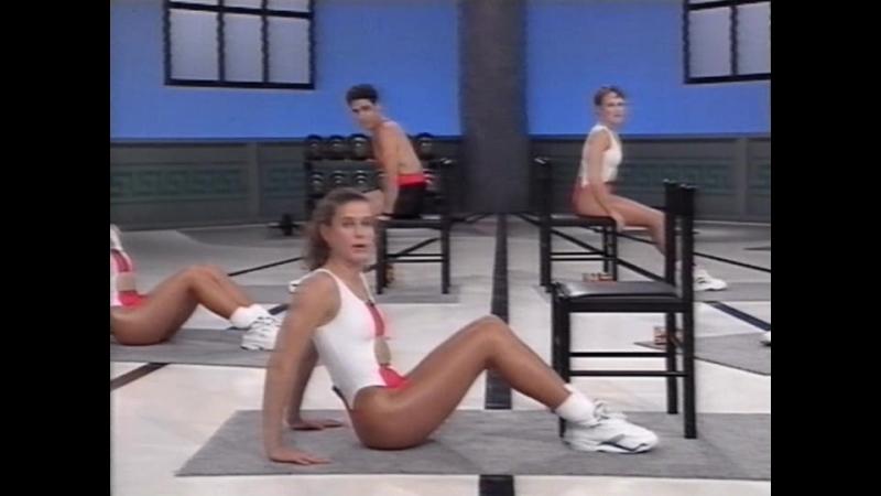 Aussie Fit Trim, Taut and Terrific! Volume 1 Upper Body Waist аэробика, шейпинг, фитнес