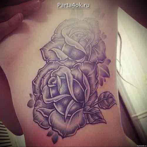 Красивый татуаж