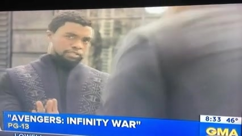 [Spoilers] New Infinity War GMA clip with Chris Evans marvelstudios