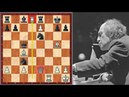 Mikhail Tal Insists On Sacrificing His Queen