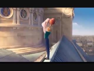 Балерина.Детские песни и мультик
