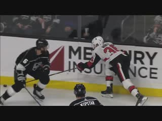 NHL Hits of The Week
