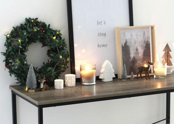 сезонный декор для дома