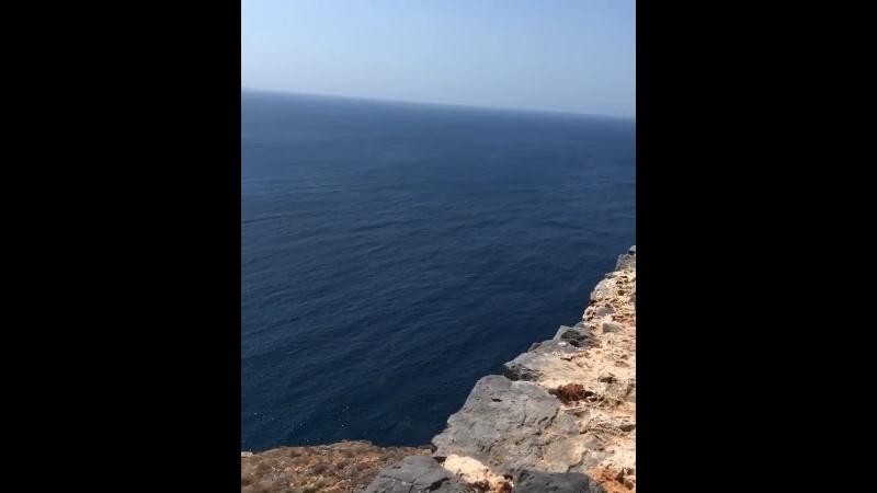 Неимоверная красота Единственное в мире слияние трёх морей Прям дух захватывает 🌊🤗❤️