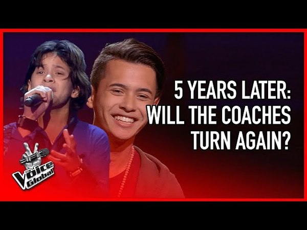 You'll definitely be SUPRISED by his stunning VOICE! | The Voice Global