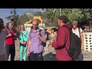 Тантрическое Путешествие в Индию с Прем Самиром и Прией. Ришикеш 2018