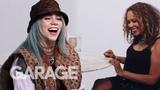 Tarot Reading With Billie Eilish GARAGE